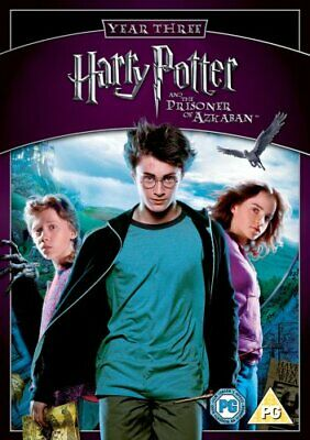 Harry Potter And The Prisoner Of Azkaban [DVD] [2004] By Daniel Radcliffe,Rup.