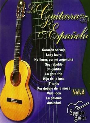 Guitarra Espanola Vol.2.