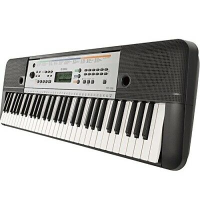 YAMAHA Musical Keyboard 61 Touch Sensitive Keys & 12V Adaptor YPT340 Brand New