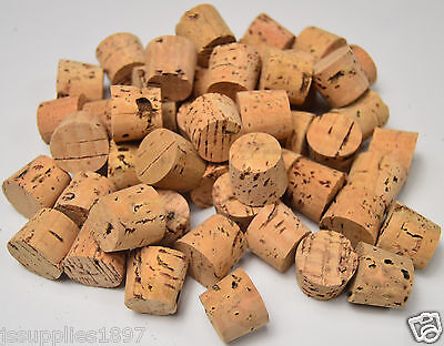 WOODEN CORK bung Taper QTY 500. cask beer real ale brewing home brewery