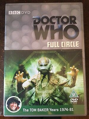 Doctor Who - FULL CIRCLE DVD ( 4th Doctor Story )