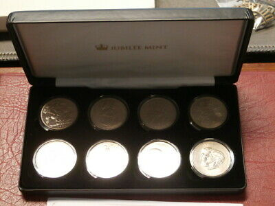 Jubilee Mint Uk Crown Collection , Boxed With Cert, Limited Edition 499
