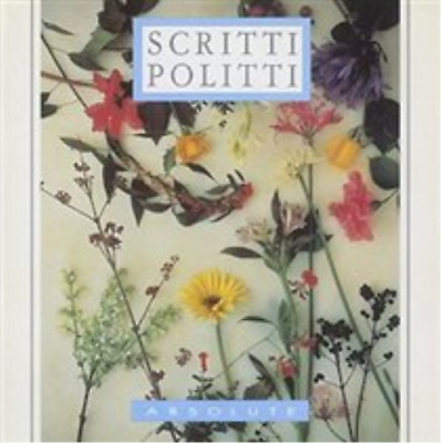 Scritti Politti-Absolute CD NEW