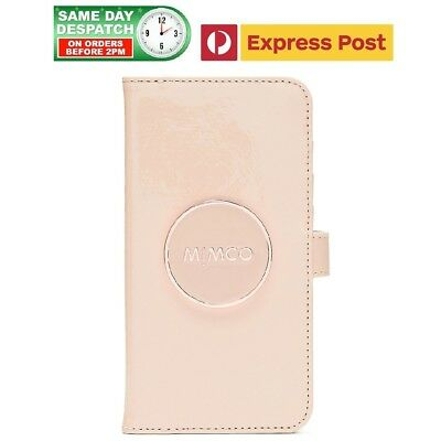 lowest price 0a14e 3c280 MIMCO FLIP PHONE Case Iphone 7 Plus & 8 Plus PANCAKE Enamour ROSEGOLD +  EXPRESS