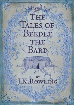 The Tales of Beedle the Bard by J. K. Rowling 9780747599876 (Paperback, 2008)
