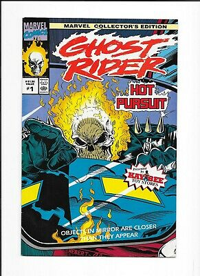 1993 Marvel Comics GHOST RIDER Collector's Edition 1 Kay Bee Toys Promo Giveaway