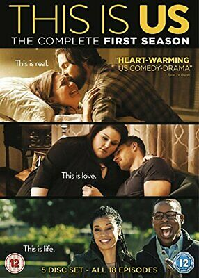 This Is Us: Season One [DVD] - DVD  BSVG The Cheap Fast Free Post