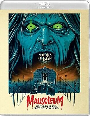 Mausoleum [New Blu-ray] With DVD, Widescreen, 2 Pack