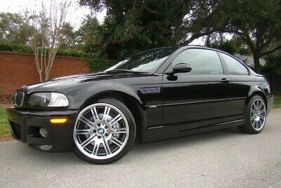 2006 Bmw M3  2006 Bmw M3 Coupe! Rare 6-Speed Manual! Low Miles! Last Year! 1 Owner! Fl!