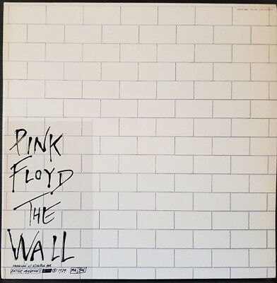 Disque 33 Tours  Pink Floyd The Wall