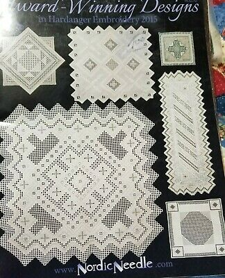Award-Winning Designs in Hardanger Embroidery 2015