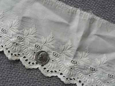 """Antique Lace French Trim Dolls Blythe Crafters Victorian Edwardian 17"""""""