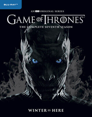 Game of Thrones: The Complete Seventh Season Blu-ray (2017) Peter Dinklage cert