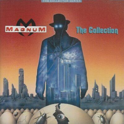 Magnum - Magnum Collection - Magnum CD RVVG The Cheap Fast Free Post The Cheap