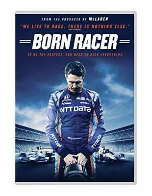 Born Racer [DVD] [2018] - DVD  VNVG The Cheap Fast Free Post