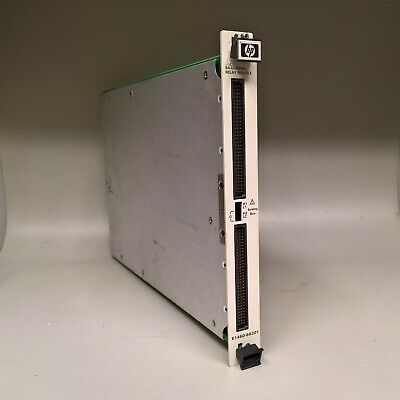 Hewlett Packard HP Agilent E1406A 7500 Series C Relay Module