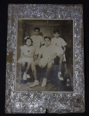 Indian Old Vintage Very Fine Black & White Photograph Collectible 15