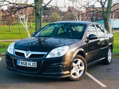 2008 58, Vauxhall Vectra EXCLUSIV CDTI 8V PART EXCHANGE TO CLEAR