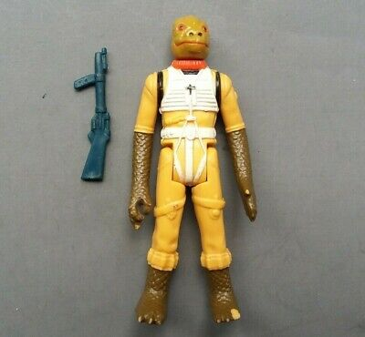 Vintage Star Wars Bossk Bounty Hunter Empire Strikes Back