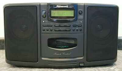Panasonic RX-DS303...NO Panasonic RX-DT...Made in Japan...fast NEU