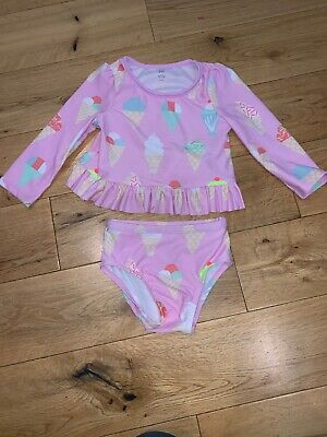 Baby Girl Gap Sunsafe Suit 12-18 Months