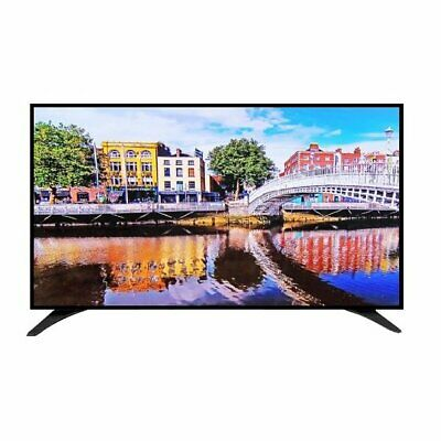 Sharp LC-49CUG8052 123cm Ultra HD, Smart-TV Fernseher EEK: A
