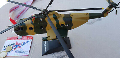 1 x Sikorsky S 61 Sea King HELIKOPTER NATO Helicoptere USA  Metall 1:72 Diecast