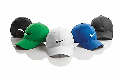Nike Golf - DRI-FIT Swoosh Front Cap, Unstructured, UNISEX, Wicking Baseball Hat