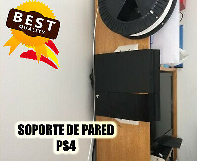 Soporte de pared Play Station 4 | PS4 Wall Mount | 3D Printed