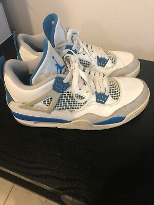 42825ba5ff2 ... XIII Retro French Blue And Flint Grey Men s Size 10.