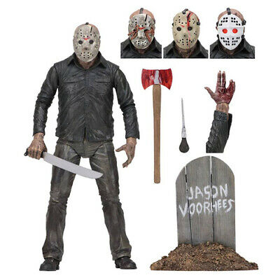 Freitag 13 Part 5 - Ultimate Jason Voorhees Action-Figur Neca