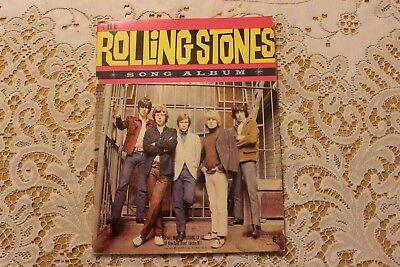 The Rolling Stones Song Album1965 A Collection Of Songs By The Rolling Stones.