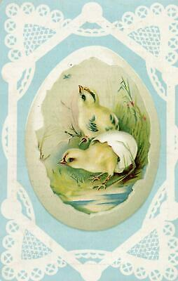 Malena Ointment*salve*worm Tablets*blood Pills*easter Chicks Hatching*trade Card