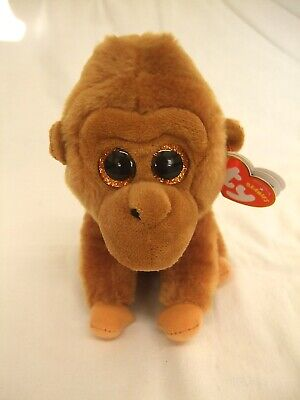 c77f67578db TY BEANIE BABIES - Monroe the Gorilla WITH TAG - £2.99