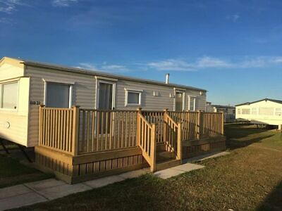 2 Bed Caravan for hire / rent, West Sands, Selsey, Bunn Leisure.   25th May