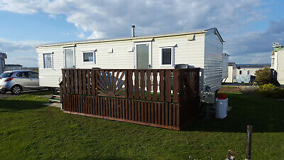 2 bed caravan for hire, West Sands, Selsey, Bunn Leisure Holiday Let, 16th March