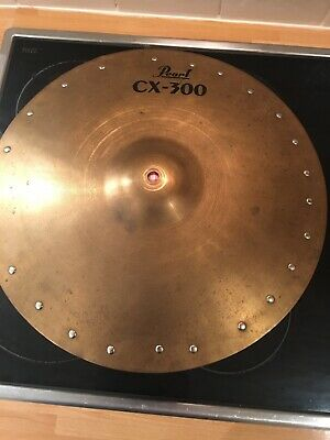 "Pearl CX-300 16"" Sizzle Crash Cymbal"