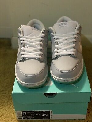 best loved eda6b 44cda NIKE SB DUNK Low Premium Marty McFly - 313170-022 Men's Size 13