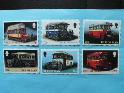 GB - ISLE OF MAN - Mi.Nr. 820/25 - postfrisch (4771)