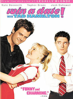 Win a Date with Tad Hamilton (DVD, Widescreen) WITH SLIM CASE, NO ART