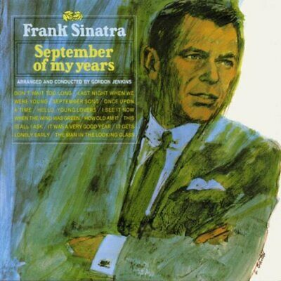 Sinatra, Frank - September Of My Years - Sinatra, Frank CD BPVG The Cheap Fast