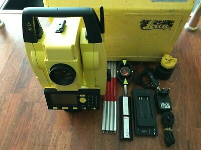 LEICA BUILDER 509 Total Station + EDM  Calibrated 2020 *** FREE SHIP ****