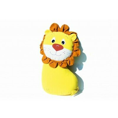 Lion Cuddling Cushion