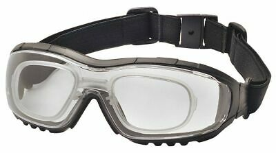 Pyramex Anti-Fog, Anti-Static, Scratch-Resistant Direct Protective Goggles,