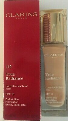 "Clarins - 'True Radiance"" Perfect Skin Foundation 30ml.. Free Post..."