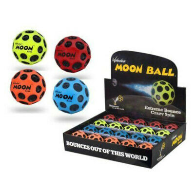 WABOBA EXTREME BOUNCE MOON BALL colours vary