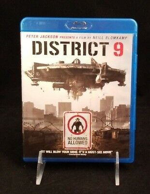District 9 (Blu-ray Disc) 2009