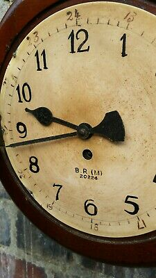 Non fuse BR (M) 8 inch dial number 20224 wall clock