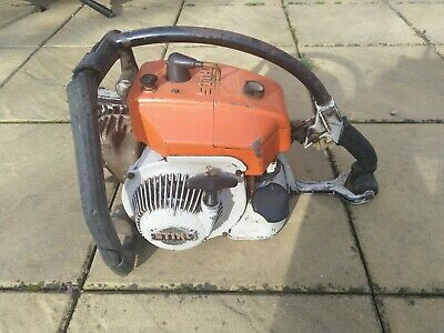 STIHL 090 CHAINSAW Chain Saw Vintage Rare Working Not 070 075 Av Used  Collectors
