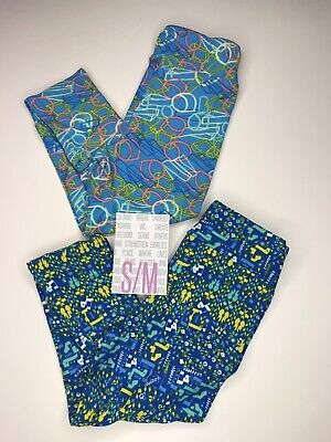 S/M Lularoe Kids Two Pack Kids Leggings